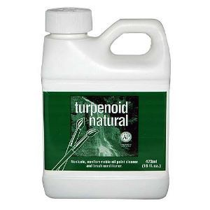 美國 WEBER Turpenoid Natural 天然無毒筆洗液 473ml